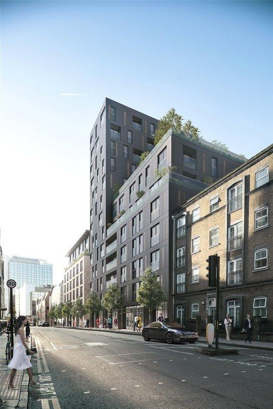 10-20 Dock Street, Whitechapel
